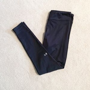 Under Armour Black ColdGear Compression Leggings